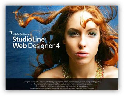 StudioLine Web Designer Full