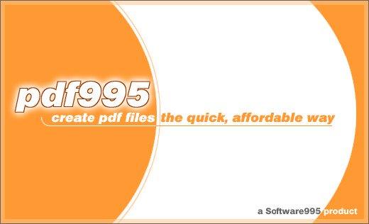 Pdf995 Printer Driver Full