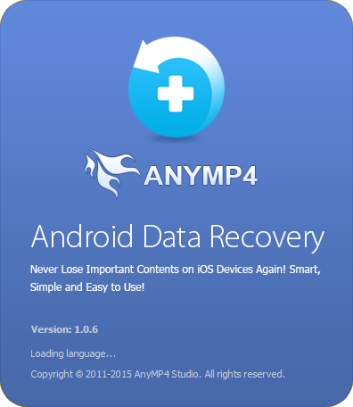 AnyMP Android Data Recovery Full