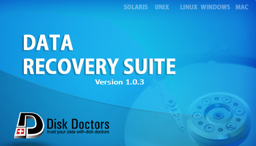 Disk Doctors Data Recovery Suite Full